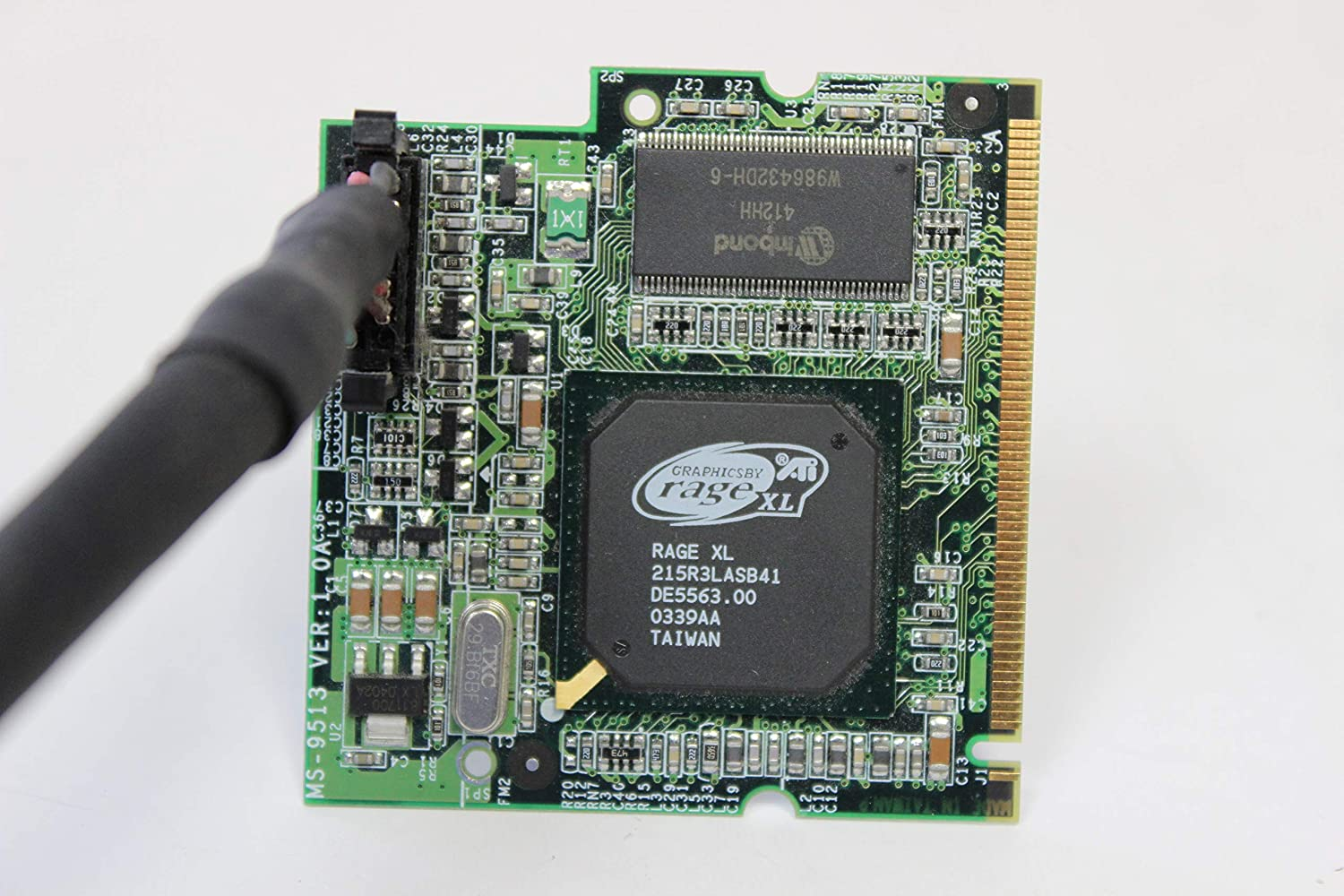 IBM xSeries 225 ATI Rage XL mini-PCI Video Card 71P8487