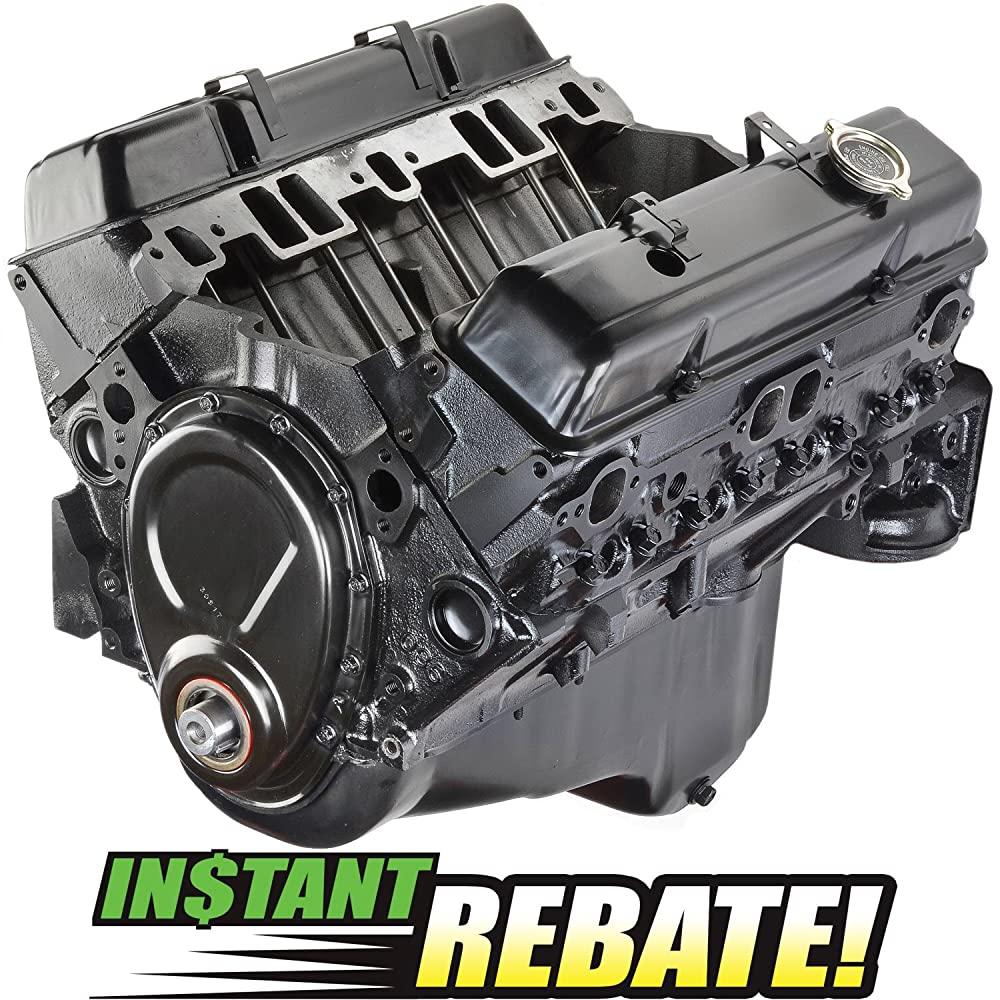Gm Goodwrench 350ci 195 Hp Chevy Crate Engine Chevrolet: A Guide To Choosing The Best Crate Engines Update 2017