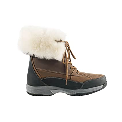 official photos 6b968 34c48 Amazon.com: Horze Bastille Waterproof Buffalo Leather Winter ...