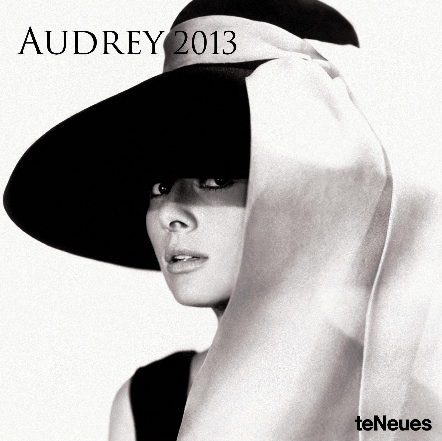 Audrey Hepburn 2013 Broschürenkalender