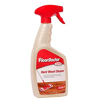 Floor Doctor Hard Wood Cleaner Spray, Cleans And Extracts Dirt And Grime On  Hardwood Floors
