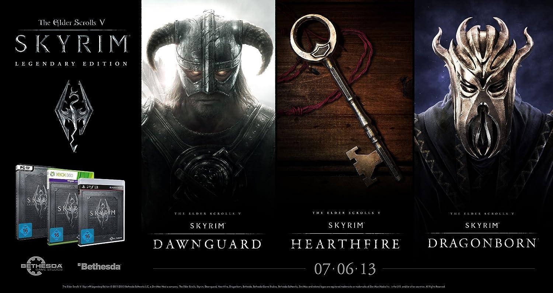 The Elder Scrolls V: Skyrim - Legendary Edition: PC: Amazon.de: Games