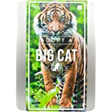 Gift Republic Coffret cadeau Personalise it: Adopt a Big Cat Gift Box (langue anglaise)