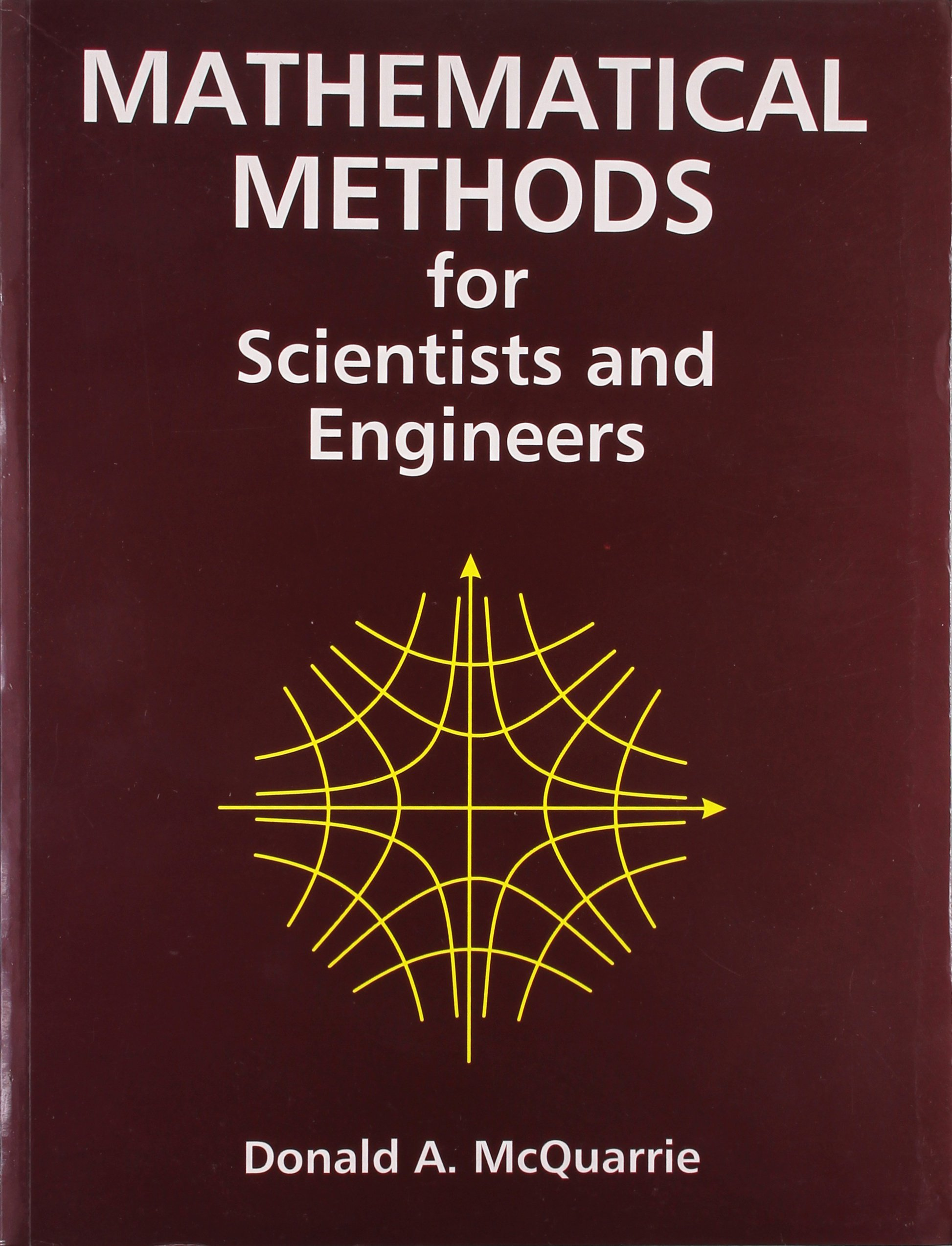 Mathematical methods for scientists engineers donald a mcquarrie mathematical methods for scientists engineers donald a mcquarrie 9788130909974 amazon books fandeluxe Images