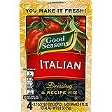 Good Seasons Italian All Natural Salad Dressing & Recipe Mix (4 Envelopes)