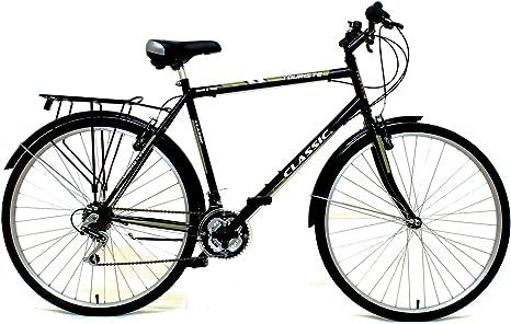 Classic - Bicicleta de Barra Alta (neumáticos 700C y llanta de 22 ...