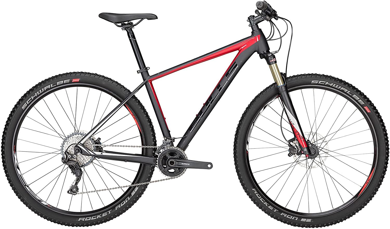 Bulls Mountain Bike Copperhead 3 LT 29 negro de color rojo ...
