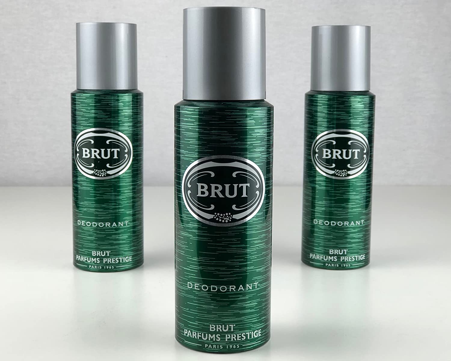 Brut Original Body Spray Deodorant Bundle 3 X 200ml Amazoncouk