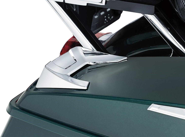 Kuryakyn Saddlebag Extensions Chrome for Harley 2014-2018 FLH and FLT
