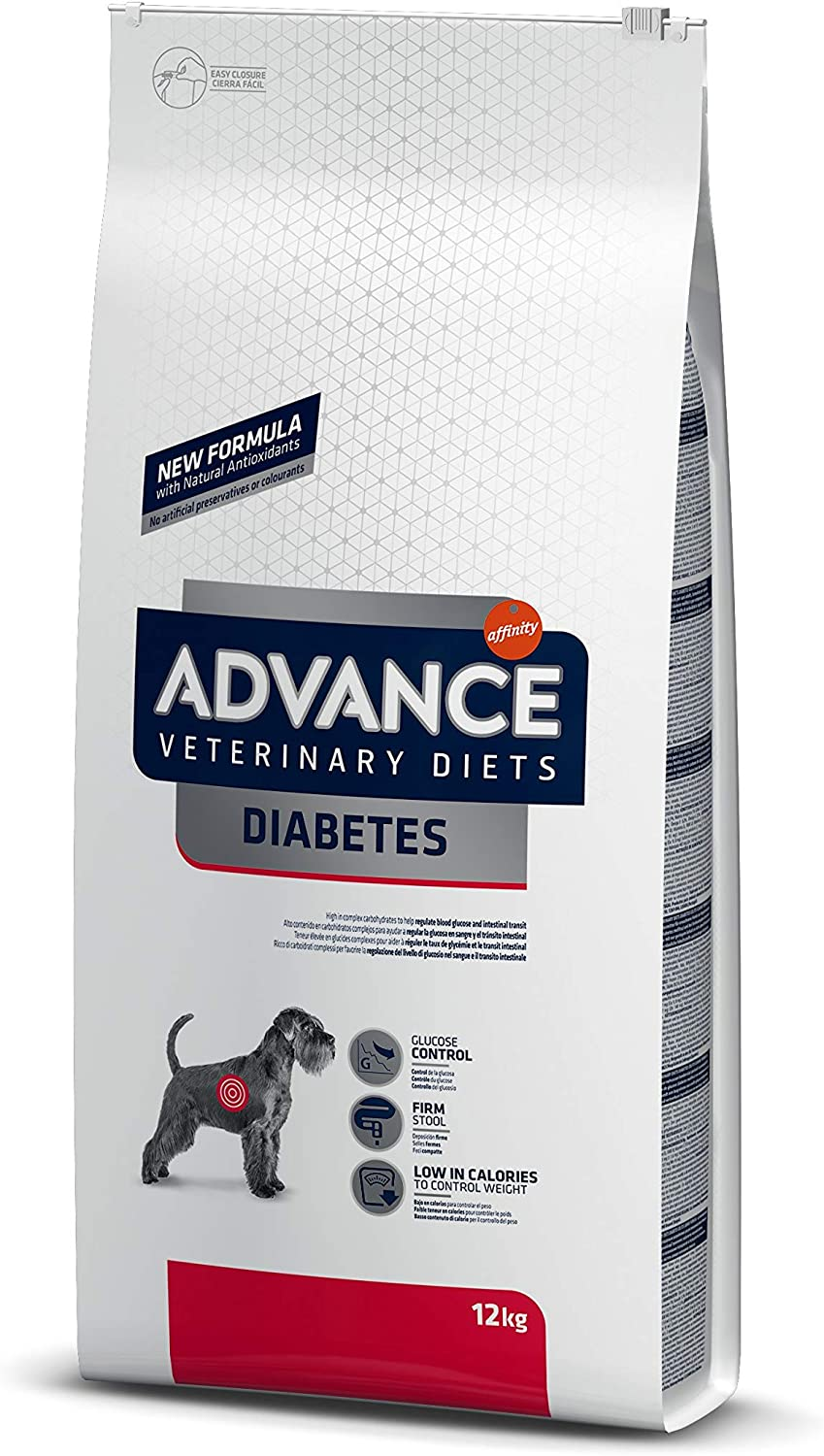 ADVANCE Veterinary Diets Diabetes Colitis - 12Kg