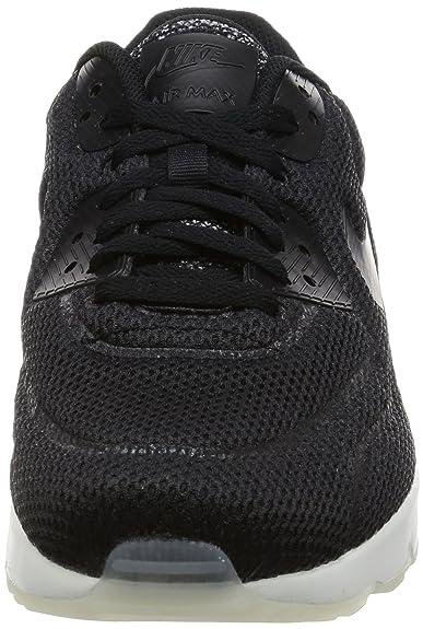 Nike Men's Air Max 90 Ultra 2.0 BR BlackBlack Summit White 898010 001 Shoe