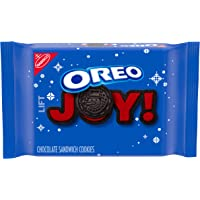 OREO Chocolate Sandwich Cookies, Winter Edition, 1 Resealable Pack (15.35 oz.)