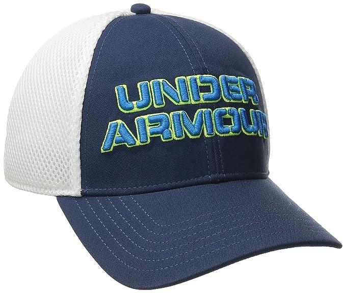Under Armour UA Train Malla para Hombre Sportswear Cap Azul Ady ...