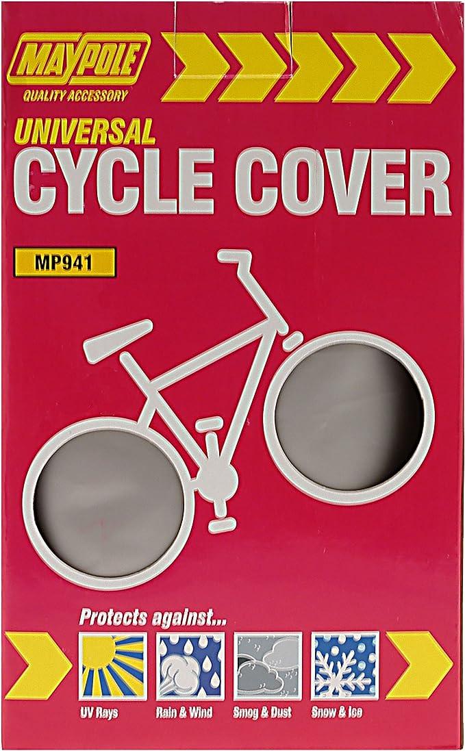 Maypole 941A - Funda Protectora Universal para Bicicleta: Amazon ...