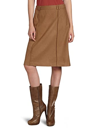 Gant - Falda para Mujer, Talla 38, Color Camel: Amazon.es: Ropa y ...