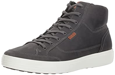 2dcc5d8d7500 ECCO Men s Soft 7 High-top Sneaker