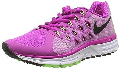 finest selection b2d9f 3570e Nike Zoom Vomero 9, Running Femme, (Rose Vert Blanc Noir