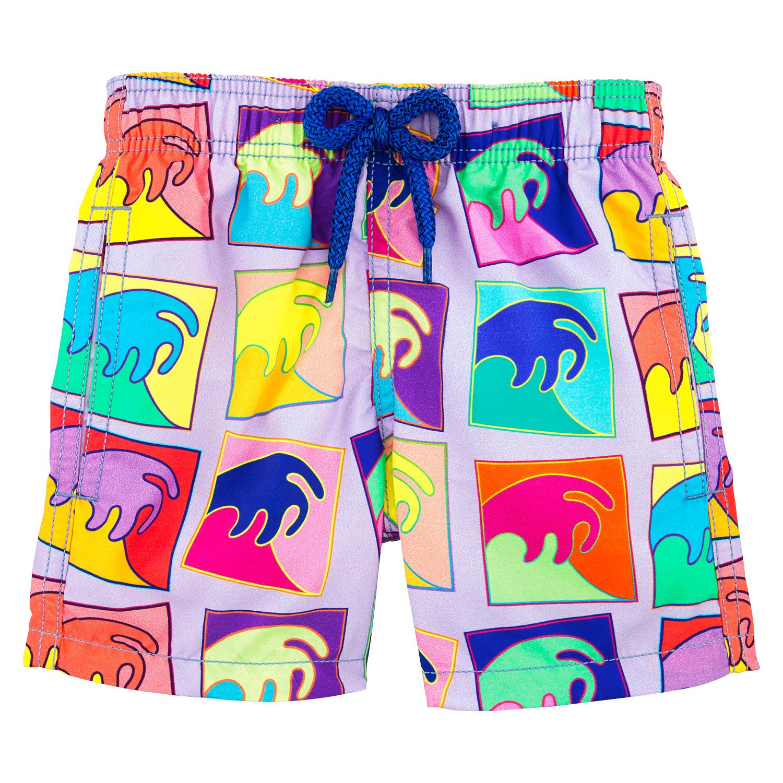 Vilebrequin - Alex Israel - Limited Edition Boy Swimwear - Boys - 6 years - Multicolor