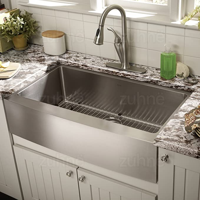 best farmhouse kitchen sinks