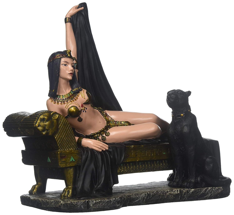 Design Toscano Egyptian Panther Goddess Sculpture