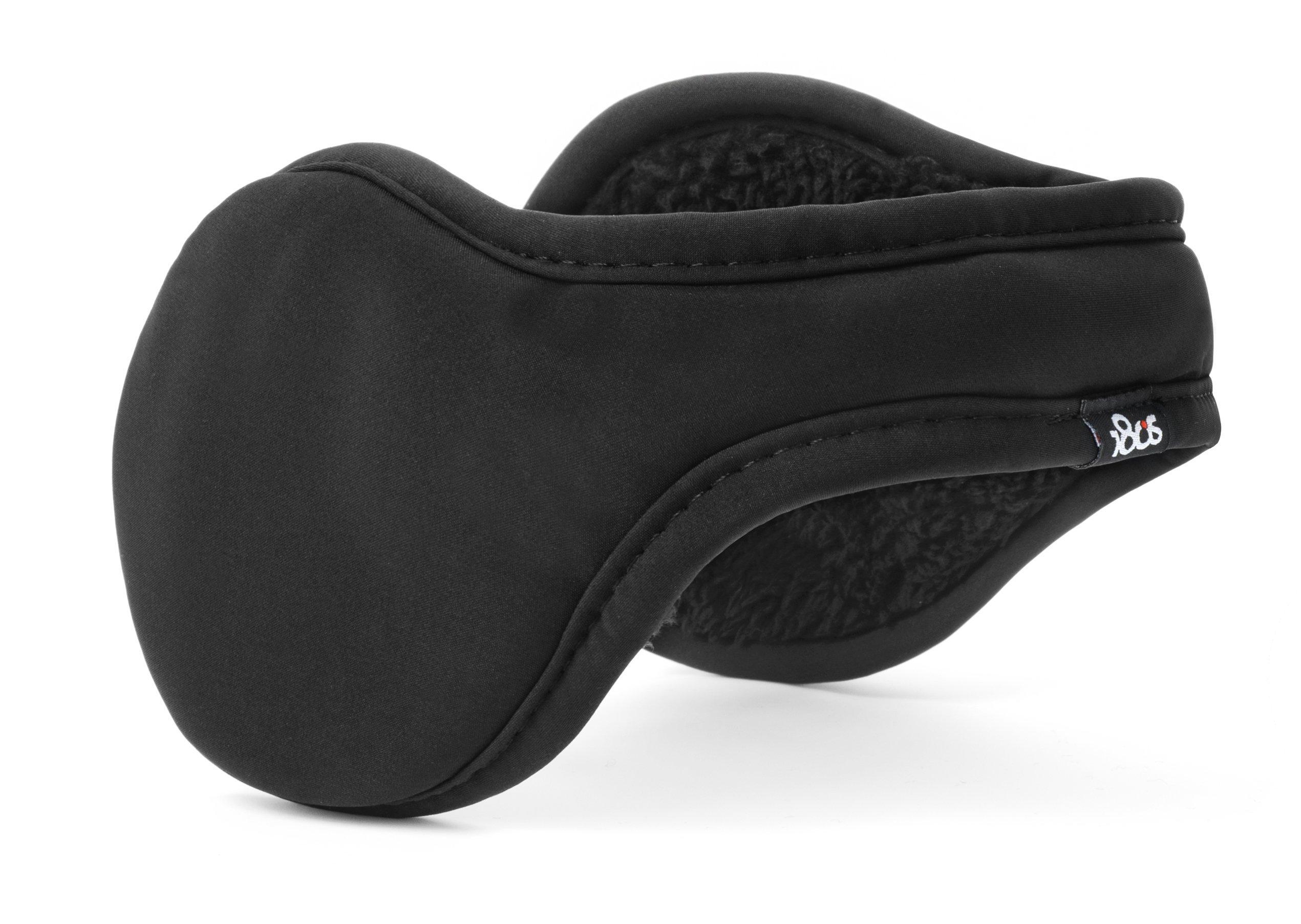 180s Men's Urban Ear Warmer,Black,One Size
