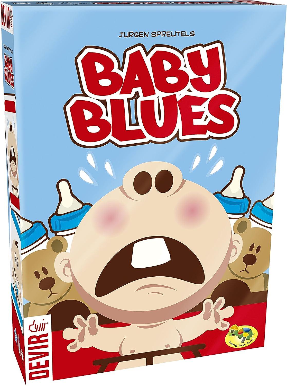 Devir - Baby Blues, Juego de Cartas (BGBABY): Amazon.es: Juguetes y juegos