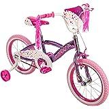"""Huffy 16"""" N'Style Girls' Bike, Pink/Purple"""
