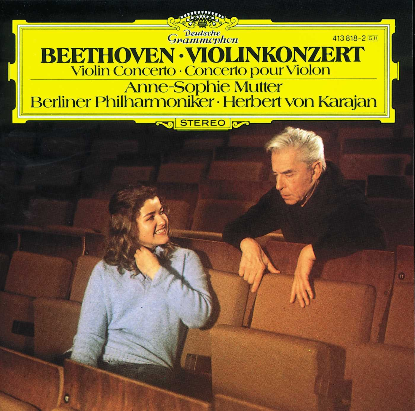 CD : Ludwig van Beethoven - Violin Concerto (CD)