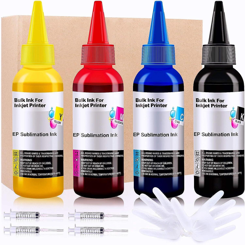 Seogol Sublimation Ink for Epson EcoTank Workforce Printers