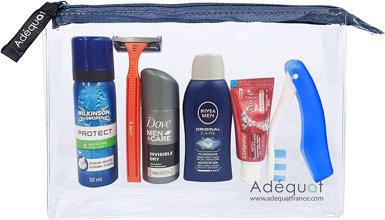 Adéquat - Neceser de baño …: Amazon.es: Equipaje
