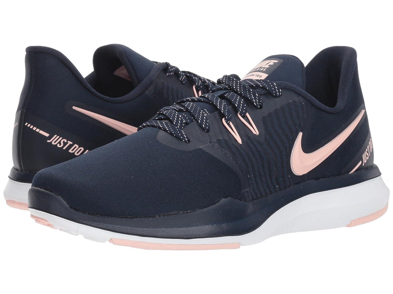 NIKE Women's in-Season TR 8 Training Shoe B0789SLVWX 8.5 M US|Obsidian/Storm Pink