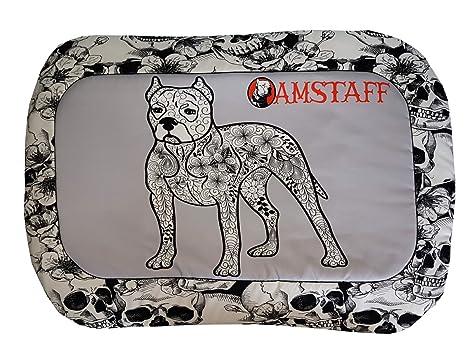 Caseta/alfombra/colchón Amstaff, un solo panel