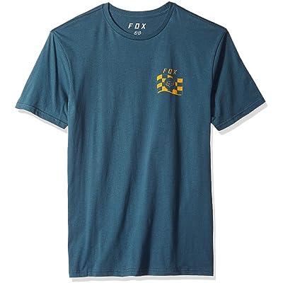 Fox Men's Classic Short Sleeve Premium T-Shirt: Clothing