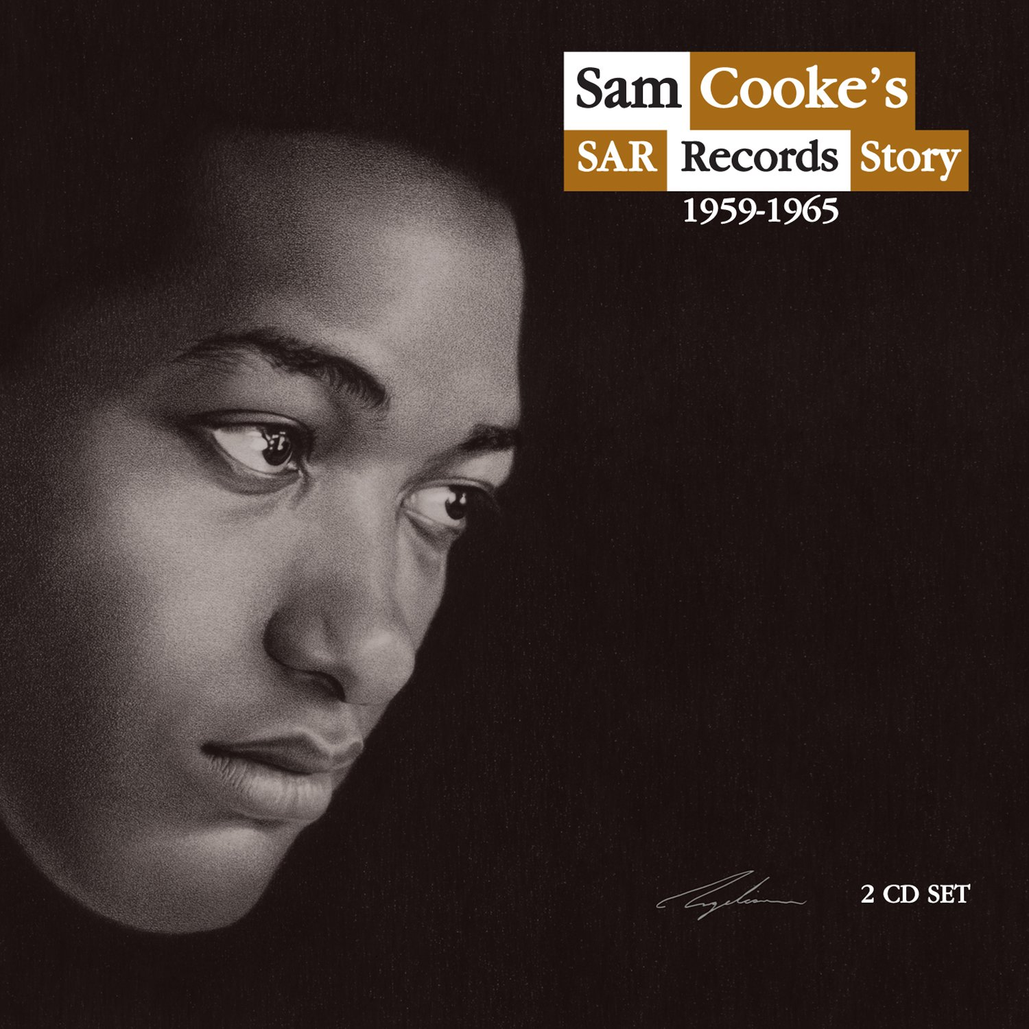 Sam Cooke's Sar Records Story - 2 Pack Jewel Case by ABKCO