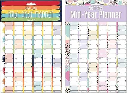 Precious 2019-2020 - Calendario de pared (tamaño A1, tamaño A1 ...