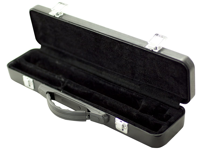 Sky FLHC102 ABS Hard Case for C Foot Flute, Lightweight Sky Music