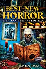 Best New Horror: Volume 25 (Mammoth Book of Best New Horror) Kindle Edition