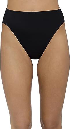 fca1060738bd5 Calvin Klein Women's NY City High Waisted Bikini Bottom: Amazon.com ...