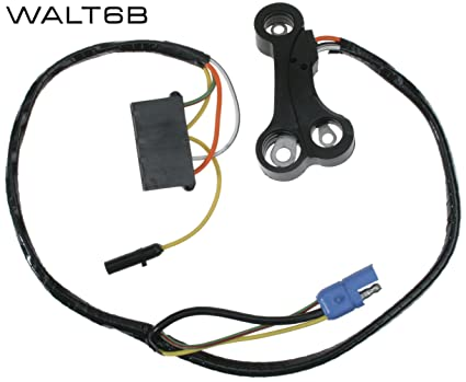 amazon com mustang alternator wiring harness w tach 1970 automotiveimage unavailable image not available for color mustang alternator wiring harness