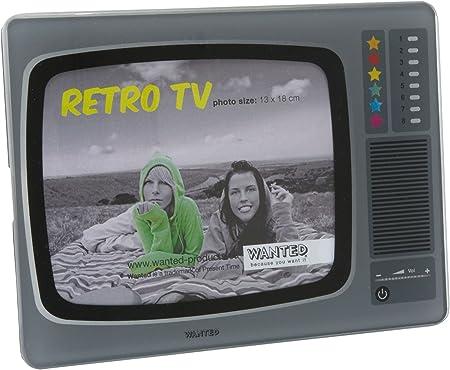 Wanted - Marco de Fotos, diseño televisor: Amazon.es: Hogar