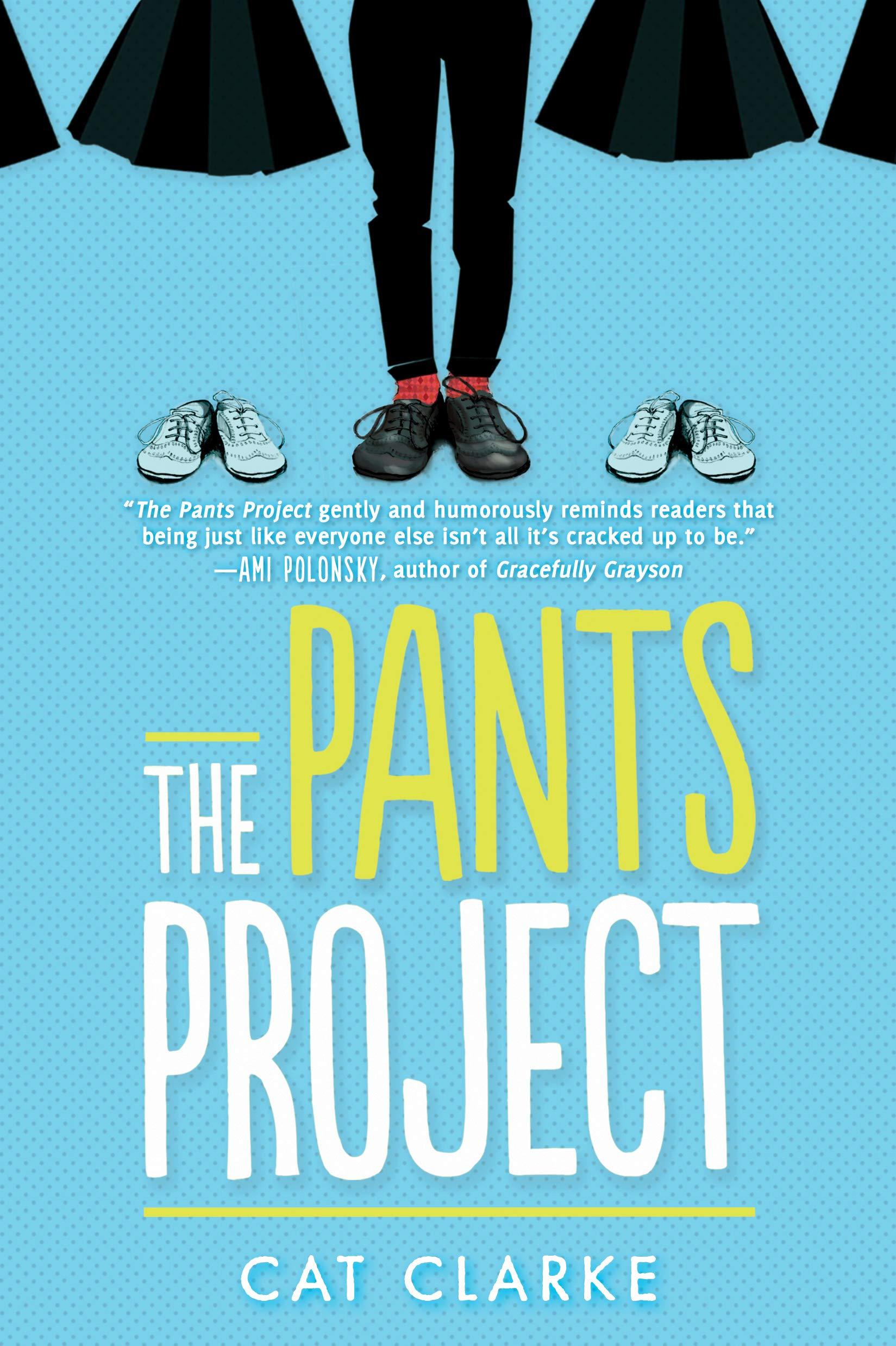 The Pants Project  LGBTQIA+ Books_ Bored Teachers