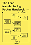 The Lean Manufacturing Pocket Handbook (English Edition)