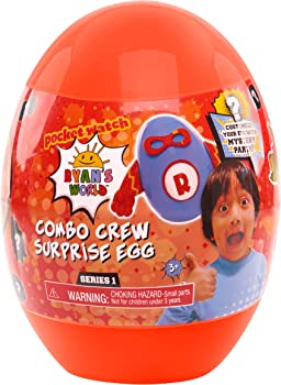 Ryan's World Combo Crew Surprise Egg