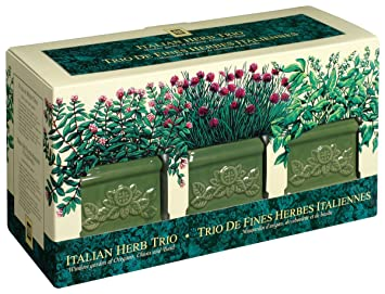 Garden At Home 42414 Italian Herb Trio (Discontinued By Manufacturer)