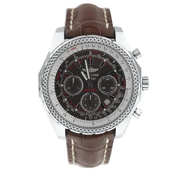 Breitling Bentley swiss-automatic Mens Reloj a25362 (Certificado) de segunda mano: Breitling: Amazon.es: Relojes