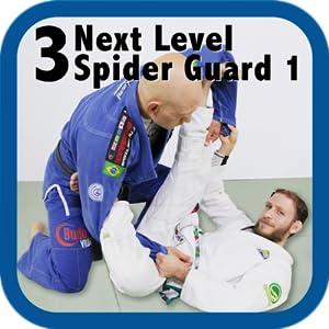 Spider Guard Masterclass 3 - Mastering the Leg Lasso Spider Guard ...