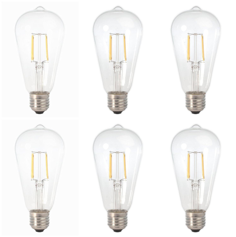 Filament Led Bulb Wiring Diagram 32 Images Light For 6 Sl1500 Pack Dc 12v Nostalgic Warm White 3000k 6watt Edison