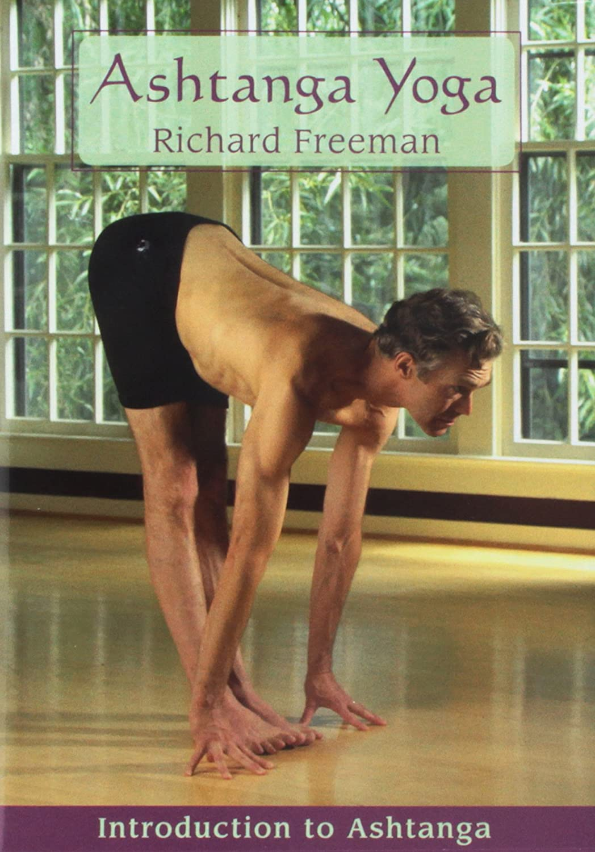 Introduction To Ashtanga Yoga Dvd Amazon Co Uk Richard Freeman Richard Freeman Dvd Blu Ray