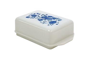 Kühlschrank Butterdose : Zwiebelmuster design blau weiß kühlschrank butterdose butter dose