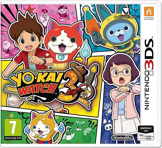 Yo-Kai Watch 3: Nintendo: Amazon.es: Videojuegos